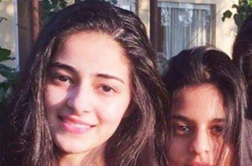 WATCH: Suhana Khan Dances with Best Friend Ananya Pandey