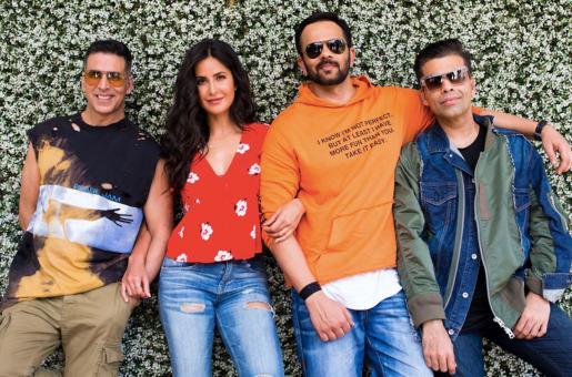 Katrina Kaif on Sooryavanshi's Shoot: It's Like a Family!