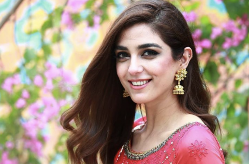 Maya Ali is Stunning in Haye Dil Bechara from Parey Hut Love