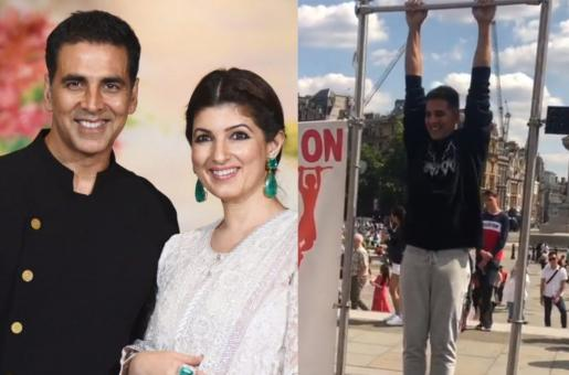 Akshay Kumar and Twinkle Khanna Goof Around in Her Latest Video on Instagram