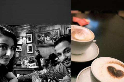 Soha Ali Khan and Kunal Kemmu Enjoy a Dinner Date in London