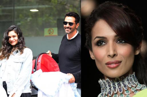 Malaika Arora Congratulates Arjun Rampal and Gabriella Demetriades on Birth of Their Son