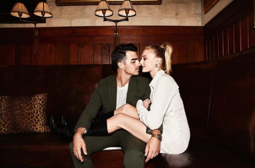 Sophie Turner and Joe Jonas Turn Up the Heat With Their New Insta Post!