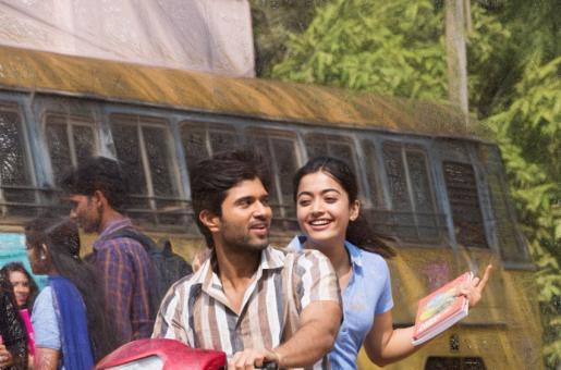 Is Vijay Deverakonda Dating 'Dear Comrade' Star Rashmika Mandana?