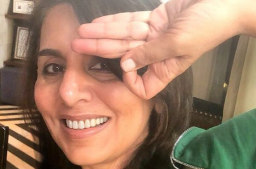 Neetu Kapoor Shares Throwback Picture, Calls Viral App Exaggerated