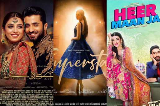 Parey Hut Love, Superstar and Heer Maan Ja: Which Eid Release Are You Looking Forward To?