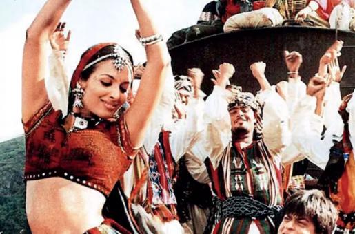 Malaika Arora's Dancing in the Iconic Song Chaiyya Chaiyya Left Her Bleeding Around the Waist