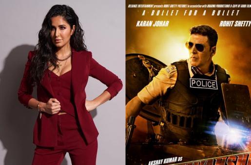 Katrina Kaif Praises Sooryavanshi Director Rohit Shetty and is Happy to Work with Akshay Kumar Again