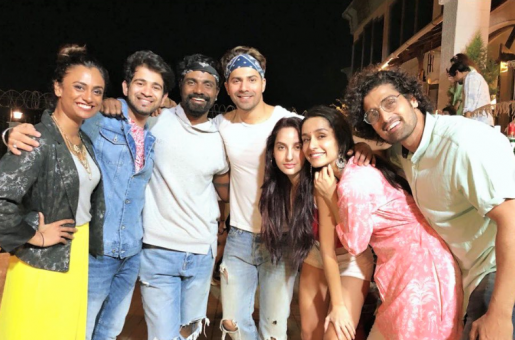 Shraddha Kapoor Pens a Lengthy Thank You Note for her Street Dancer 3D Team