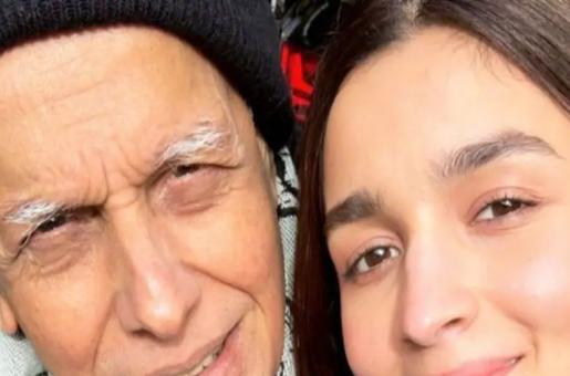 Alia Bhatt Pens Aww-Dorable Note for Her Father Mahesh Bhatt on Sadak 2 Sets