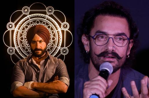 Sacred Games 2: Saif Ali Khan Reveals That Aamir Khan Was Very Curious About His Netflix Series