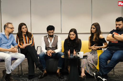 Maya Ali, Sheheryaar Munawar, Zara Noor Abbas, Ahmed Ali Butt, Asim Raza in Dubai Talking About Parey Hut Love