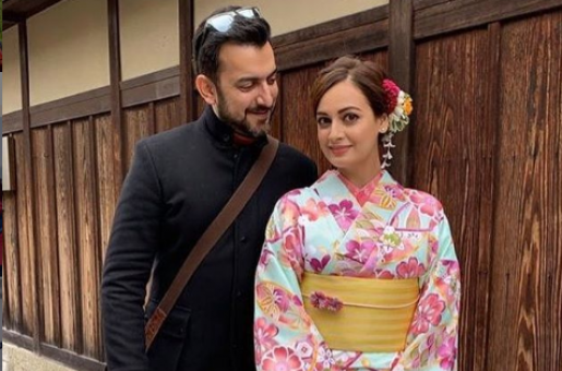 Dia Mirza and Sahil Sangha Have Separated! Dia and Sahil Post Joint Statement on Instagram