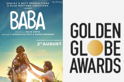 Sanjay Dutt's Film Baba is Going to Golden Globes 2020