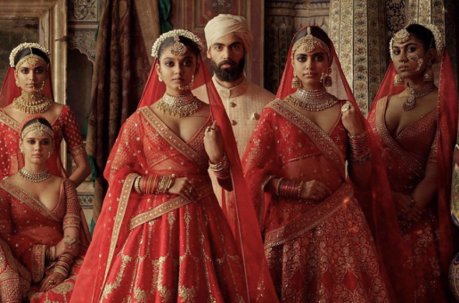 Sabyasachi Drops Latest Collection while Falguni Peacock Slammed for Comment on Plus Size Brides!