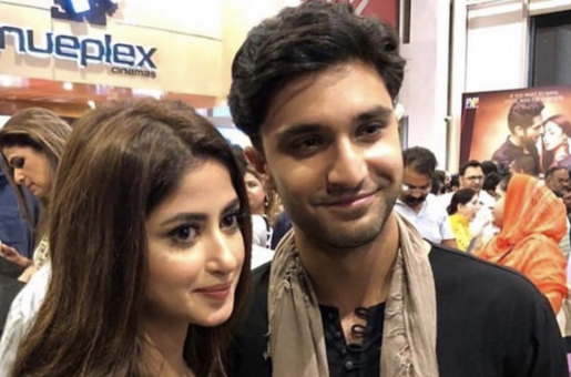 Sajal Ali and Ahad Raza Mir Were Spotted Together and Sahad Fans Can't Keep Calm