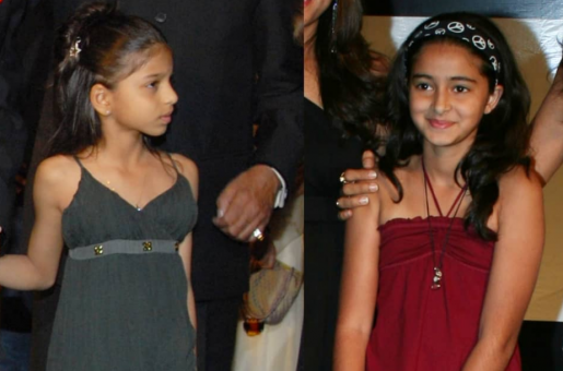 Suhana Khan and Ananya Panday in This Throwback Photo Is Going Viral!