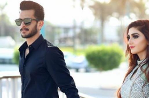 Hassan Ali's Bride Samiya is an Aeronautical Engineer