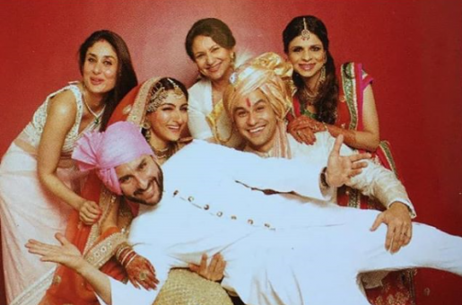 Saif Ali Khan and Kareena Kapoor's Throwback Picture is Pure Gold