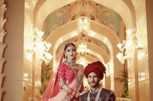 Hassan Ali and Samiya Arzoo Get Married in Dubai