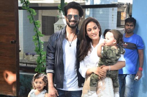 Shahid Kapoor Reveals He Was Selfish Before He Became A Parent