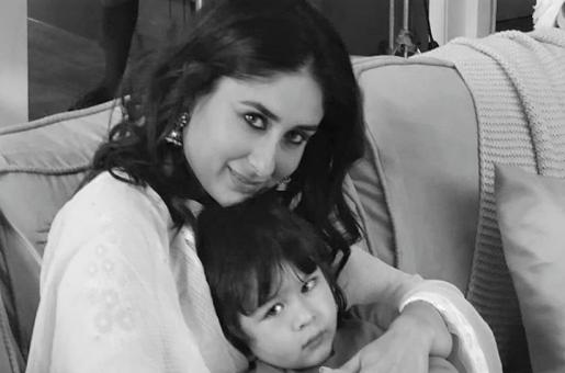 Taimur Ali Khan Attends Diwali Pooja With Mommy Kareena Kapoor Khan