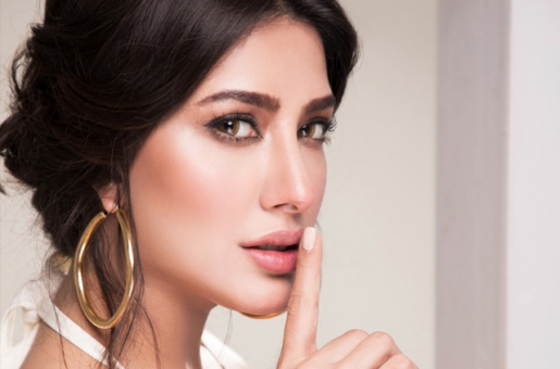 Mehwish Hayat Supports Pakistan's Famous Truck Art to Promote the Rights of Girl Child