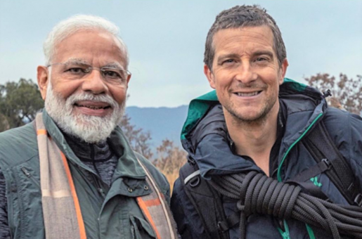 PM Narendra Modi's Adventure with Bear Grylls: Netflix Releases the Special Episode of Man VS Wild