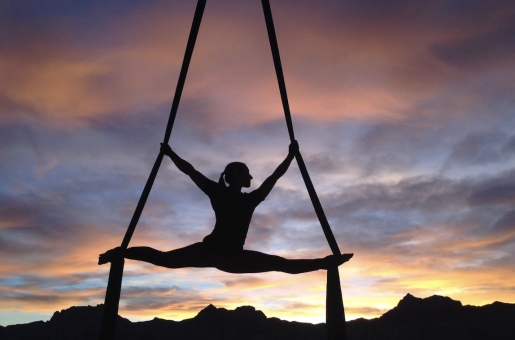 This Is What Antigravity Aeriel Yoga Does To Your Body!
