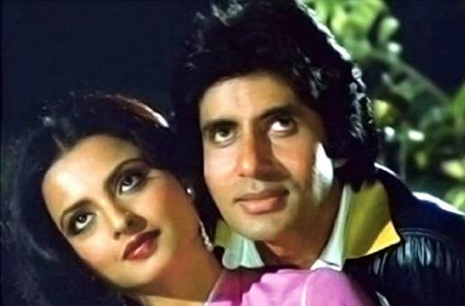 The Last Time Amitabh Bachchan and Rekha Came Face-To-Face - Blast from the Past