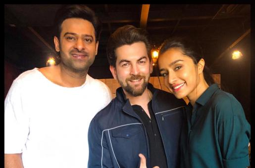 Neil Nitin Mukesh Couldn't be Happier to Announce the Box Office Collections of Saaho on Ganesh Chaturthi