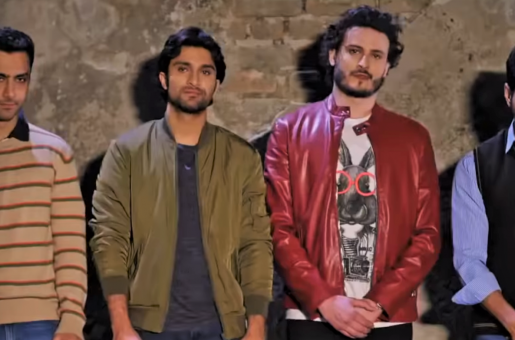 "Ahad Raza Mir and Osman Khalid Butt's ""Ehd E Wafa"" Picks Up Pace As the Boys Branch Off"