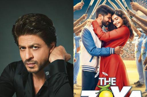 Shah Rukh Khan Makes a Special Appearance in 'Lucky Charm' Song for The Zoya Factor