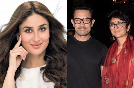 Kareena Kapoor, Aamir Khan and Kiran Rao Gear Up For Laal Singh Chaddha
