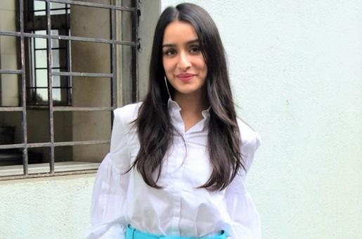 Shraddha Kapoor's High-Waisted Look Is Your New Business-Chic Inspo!