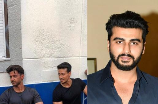 Fans Attack Arjun Kapoor After He Calls Hrithik Roshan, Tiger Shroff Regular Actors
