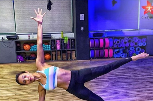 Malaika Arora Emphasizes the Importance Of Side Planks With Pictures