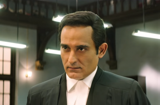 """Akshaye Khanna on Playing the """"Advocate of an Accused Devil"""" in Courtroom Drama Section 375"""