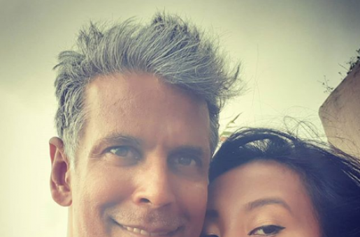 Milind Soman, Ankita Konwar Shed Light on Their 26-Year Age Difference