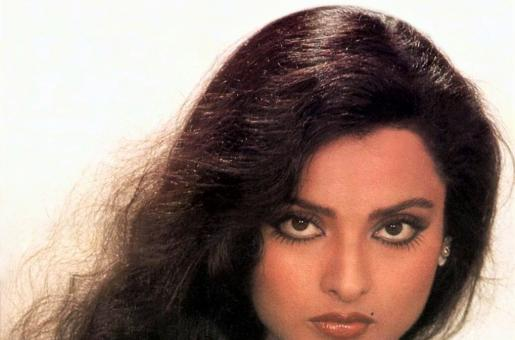 When Rekha Ran out on to the Road Barefoot – Blast From the Past