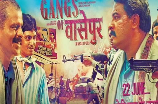 Anurag Kashyap's Gangs of Wasseypur Featured on The Guardian's List of 100 Best Films