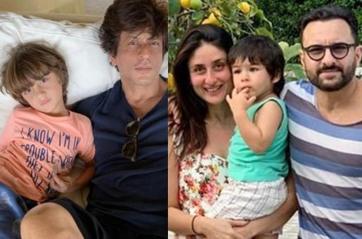 Bollywood Celebrity Children Who Get the Media Attention Even More Than Their Parents