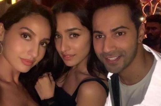 Varun Dhawan and Shraddha Kapoor Made Nora Fatehi Feel like Family