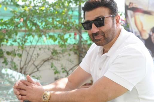 """Sunny Deol: 'I am Not Only an Anxious Father, But Also a Tense Producer"""""""