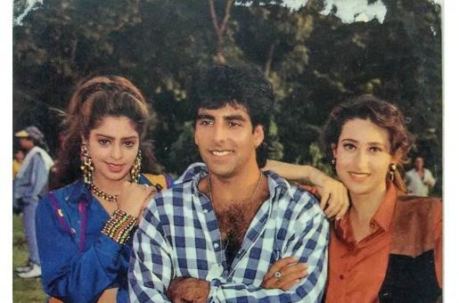 When Nagma Sang Karisma Kapoor's Song