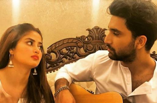 Sajal Ali and Ahad Raza Mir to do a film together?
