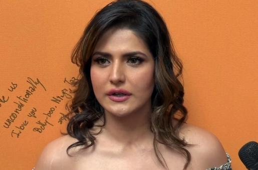 Zareen Khan Recounts Her Casting Couch Experience with a Bollywood Filmmaker