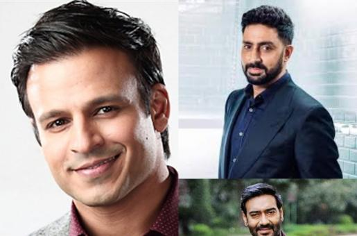 "Vivek Oberoi Congratulates the ""Talented"" Abhishek Bachchan, Ajay Devgn for 'The Big Bull'"