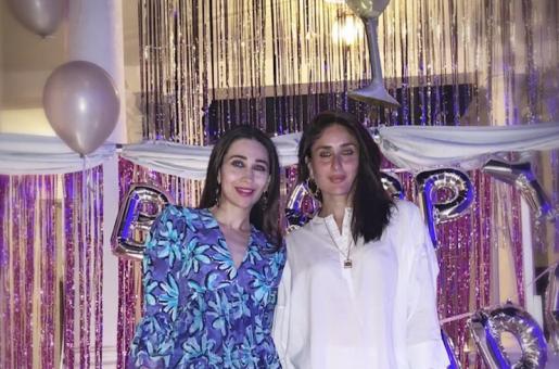 Kareena Kapoor Khan Celebrated Her 39th Birthday In True Nawabi Style