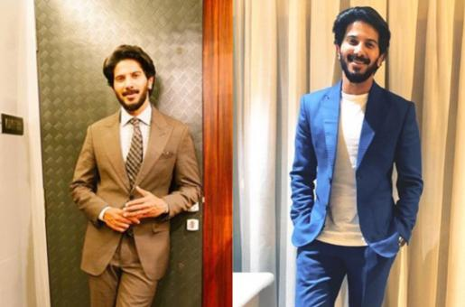Dulquer Salmaan Looks Like a Modern Age Royal During the Film Promotions in Delhi